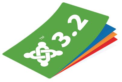 iClickAndHost Joomla 3.2 logo